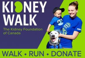 Kidney walk image