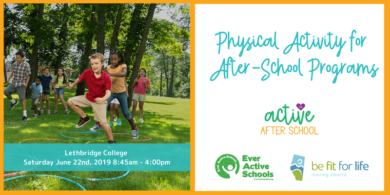 Active after school