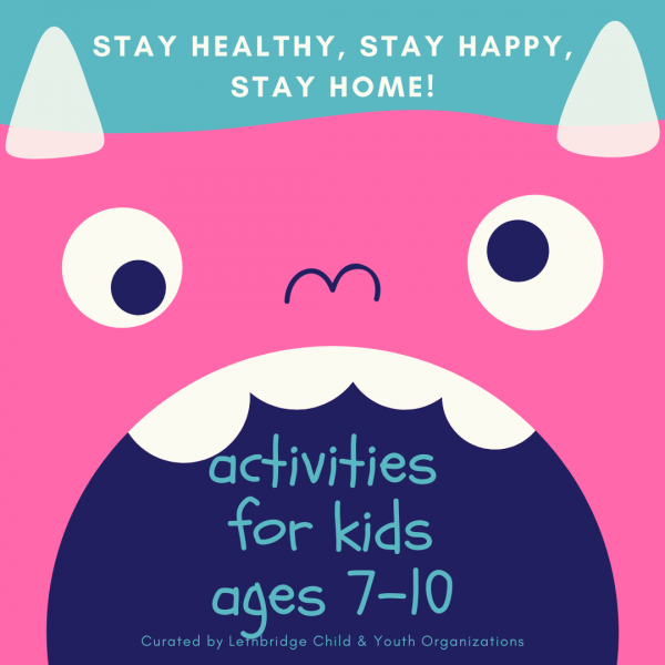 Stay active, stay healthy, stay home! (4)